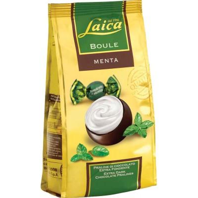 Laica Dark Chocolate Mint Italian Truffles