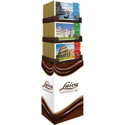 Laica Ciao Italia Assorted Chocolate Boxes of Italian Truffles