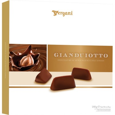 Vergani Gianduiotti Chocolates Gift Box