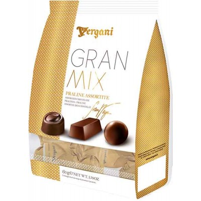 Vergani Gran Mix Assorted Italian Chocolates Small Bag