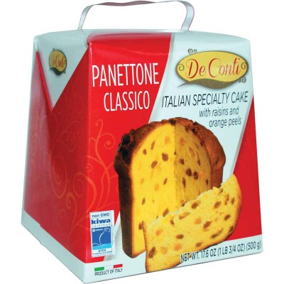 Deconti All Butter Pannetone
