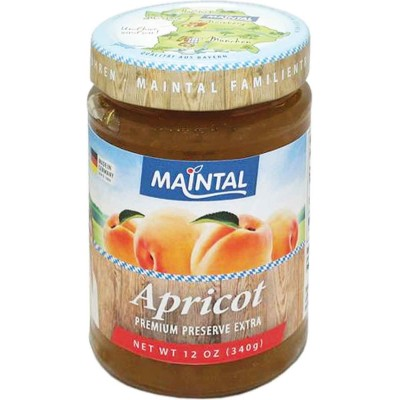 Maintal Premium Apricot Fruit Spread