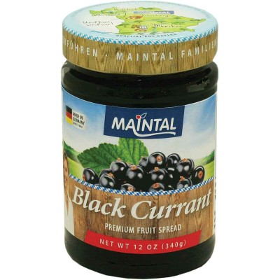 Maintal Premium Black Currant Fruit Spread