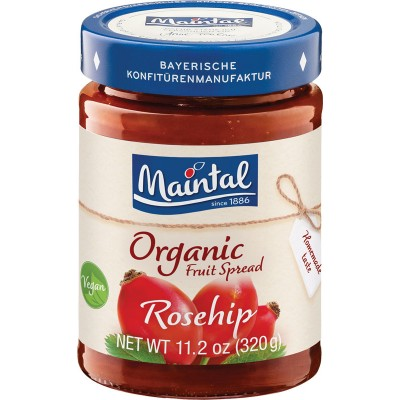 Maintal Organic Rosehip Fruit Spread