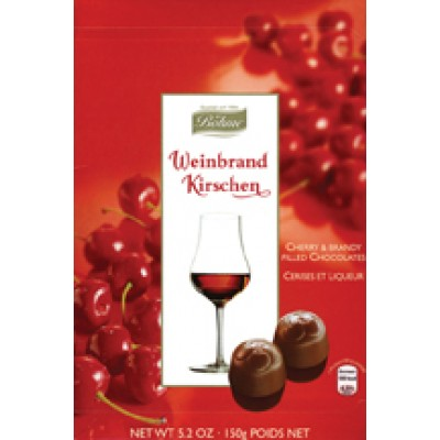 Boehme Cherry and Brandy Filled Chocolate Gift Box
