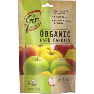 Go Organic Apple Natural Candy Bag