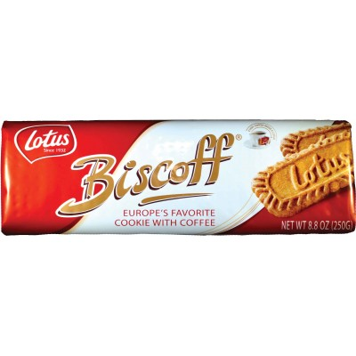 Biscoff Spiced Ginger Family Pack Cookie