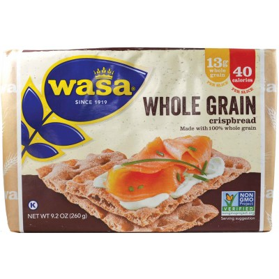 Wasa Classic Whole Grain Crispbread