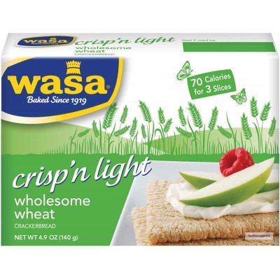 Wasa Wholesome Wheat