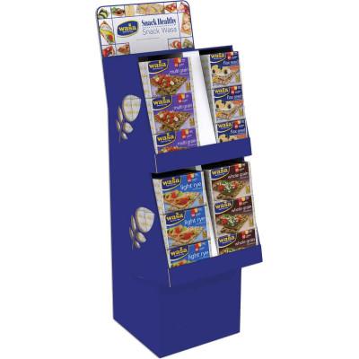 Wasa Classic Four Flavor Crispbread Display