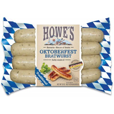 Howes Oktoberfest Bratwurst