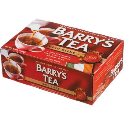 Barrys Gold Blend Tea 80 ct