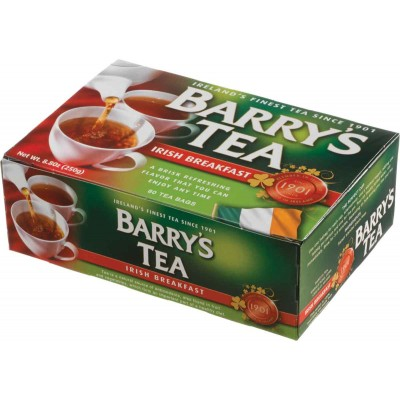 Barrys Irish Breakfast Tea 80 ct