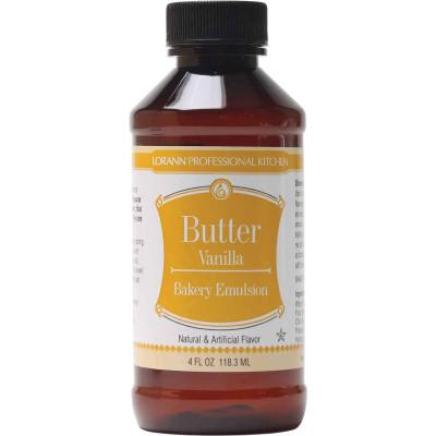Lorann Gourmet Buttery Vanilla Flavoring