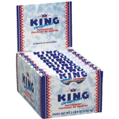 King Peppermint Rolls