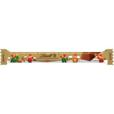 Lindt Holiday Lindor Elf Milk Chocolate Stick