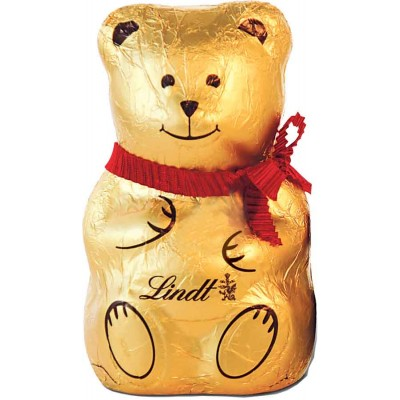 Lindt Milk Chocolate Teddy Bear