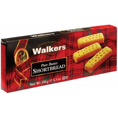 Walkers Shortbread Cookie Fingers