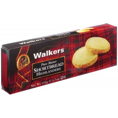 Walkers Shortbread Cookie Highlanders