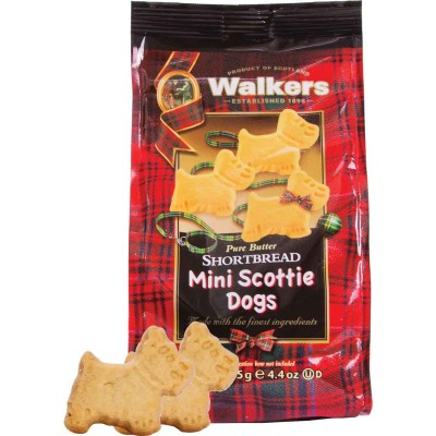 Walkers Shortbread Cookie Scottie Dogs Mini Bag