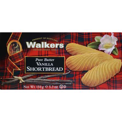 Walkers Vanilla Shortbread Pure Butter