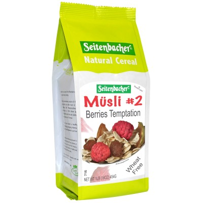 Seitenbacher Muesli #2 Berries Temptation