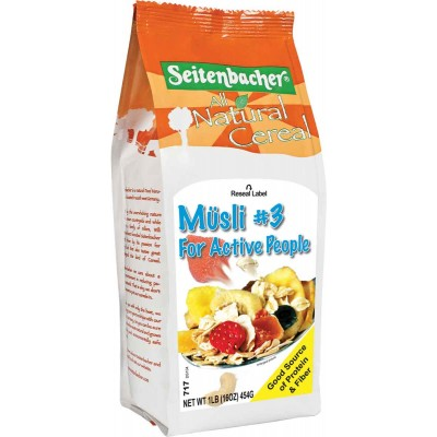 Seitenbacher Muesli Cereal for Active People