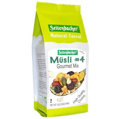 Seitenbacher Muesli #4 Gourmet Mix