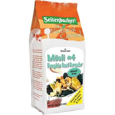 Seitenbacher Pumpkin Seed Muesli Cereal