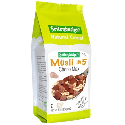 Seitenbacher Muesli #5 Choco Max
