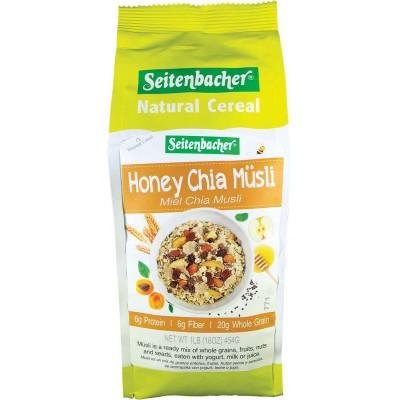 Seitenbacher Honey Chia Muesli