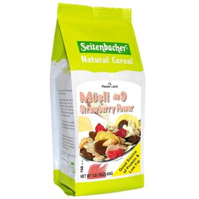 Seitenbacher Muesli #9 Strawberry Power
