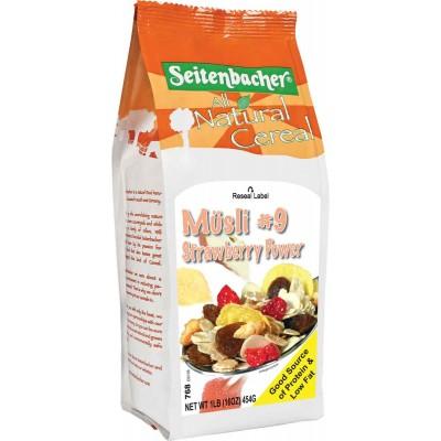 Seitenbacher Strawberry Delight Muesli Cereal