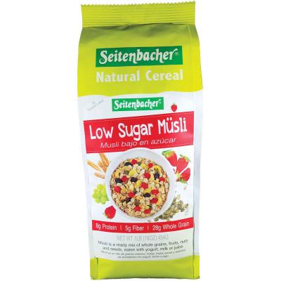 Seitenbacher Low Sugar Muesli