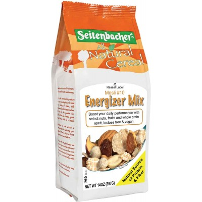 Seitenbacher Energizer Mix Muesli Cereal