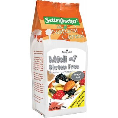 Seitenbacher Gluten Free Muesli Cereal