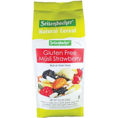 Seitenbacher Gluten Free Muesli Strawberry