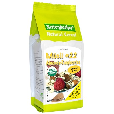 Seitenbacher Muesli #22 Almonds & Raspberries