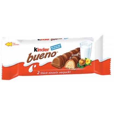 Kinder Bueno Chocolate Bar