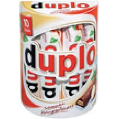 Kinder Duplo Chocolate Bar 10pk