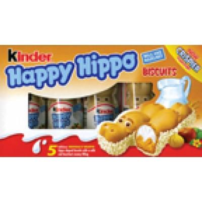 Kinder Happy Hippo Hazelnut 5 Pack