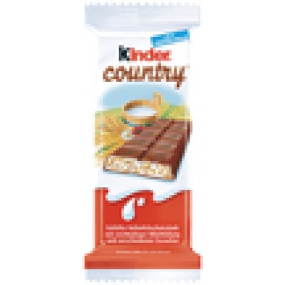 Kinder Country Chocolate Bar