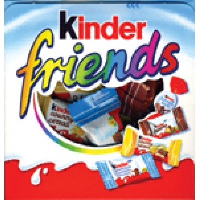 Kinder Friends Assortment Chocolate Bar