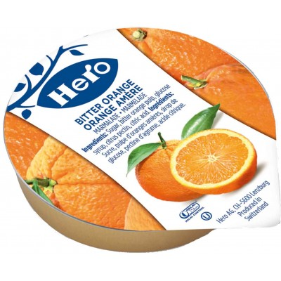Hero Bitter Orange Marmalade Portion Packs