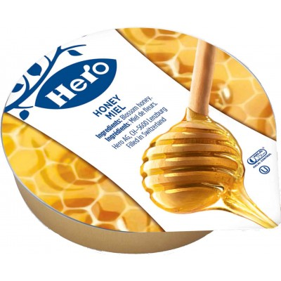 Hero Liquid Honey Portion Packs