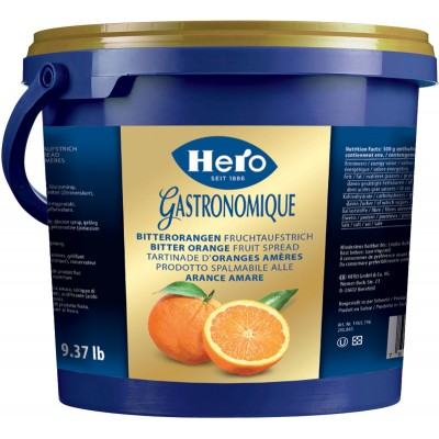 Hero Bitter Orange Marmalade Bulk Pail