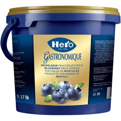 Hero Blueberry Fruit Spread Bulk Pail