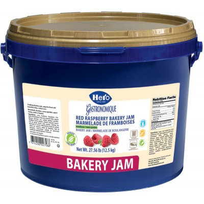 Hero Raspberry Marmalade without Pips Large Pail