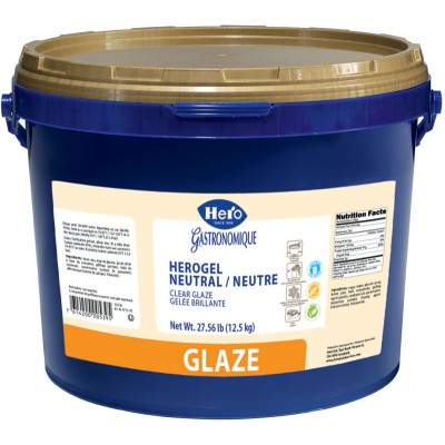 Hero Clear Firm Gel Large Pail