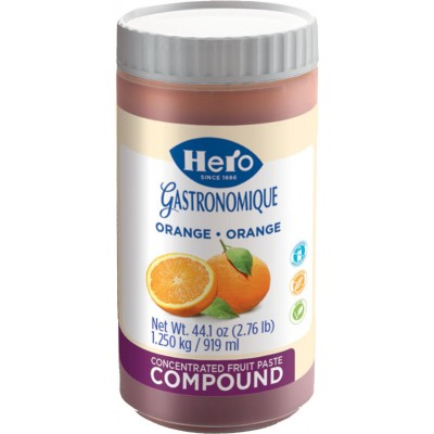 Hero Compound Orange